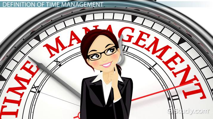 Time Management Planning Priorities Skills Strategies Video Lesson Transcript Study Com