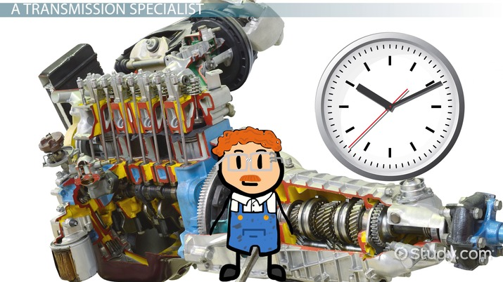 Become a Transmission Specialist: Training and Career