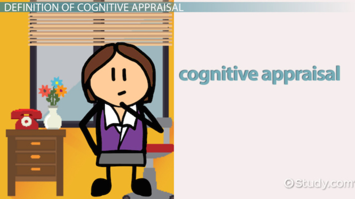 Cognitive Appraisal Theory Model Definition Video