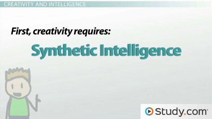 Cognitive Thinking: Creativity, Brainstorming and Convergent