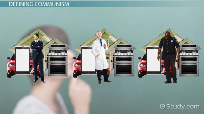 communism  definition  u0026 examples