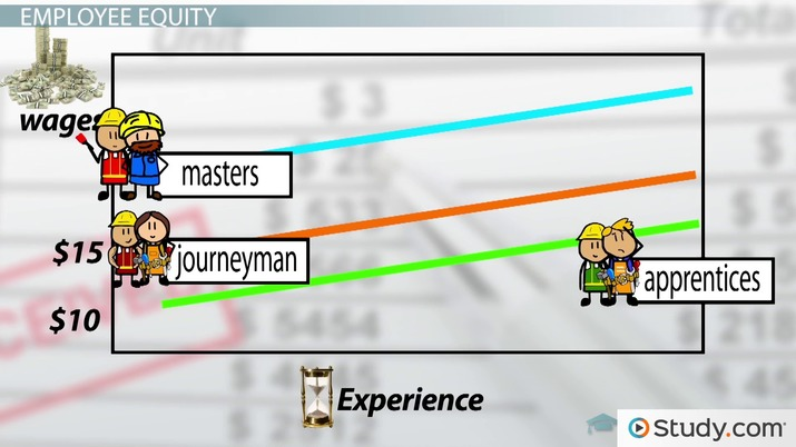 Compensation Equity: Definition & Importance - Video & Lesson