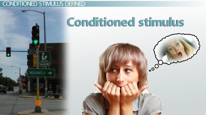 conditioned stimulus  examples  u0026 definition