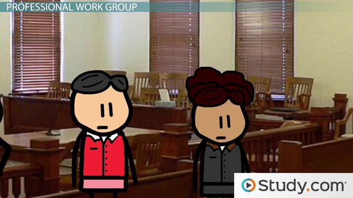 courtroom work group definition