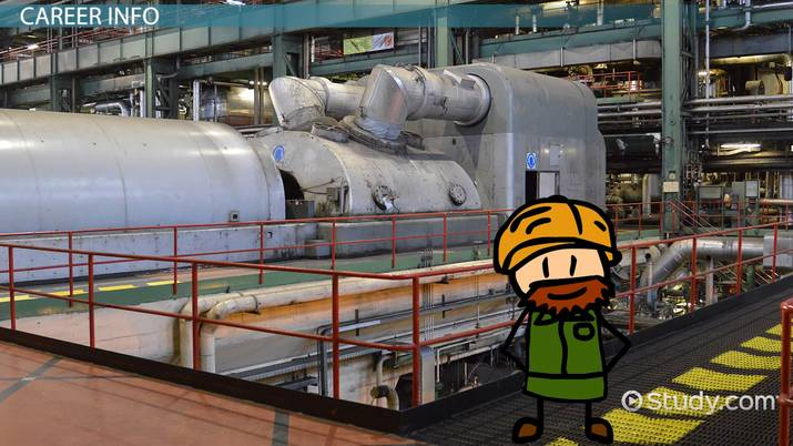 Be A Power Plant Technician Education And Career Roadmap