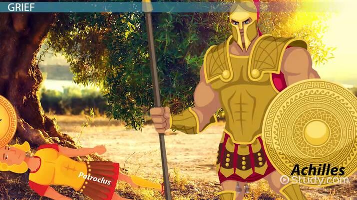 Achilles Heroism in The Iliad
