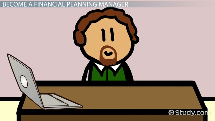 How To Become A Financial Planning Manager Career Guide