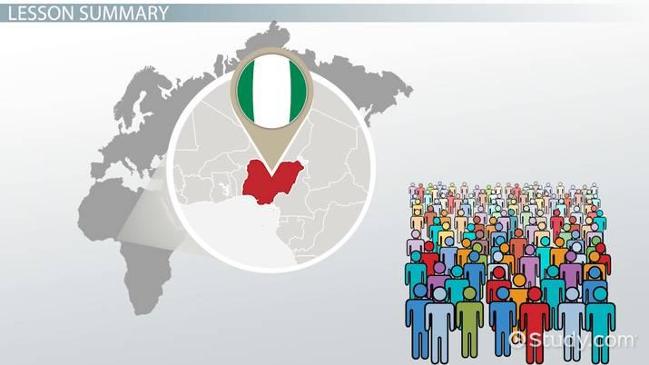 Nigerian Ethnic Groups - Video & Lesson Transcript | Study com