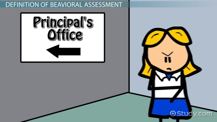What Is a Behavioral Assessment? - Definition, Tools