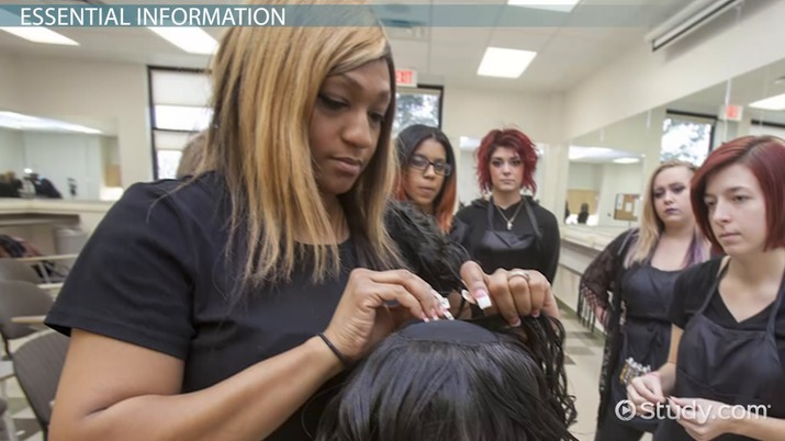 Cosmetology Certificate Diploma And Certification Programs