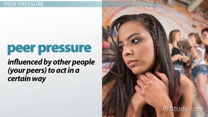 what is direct peer pressure