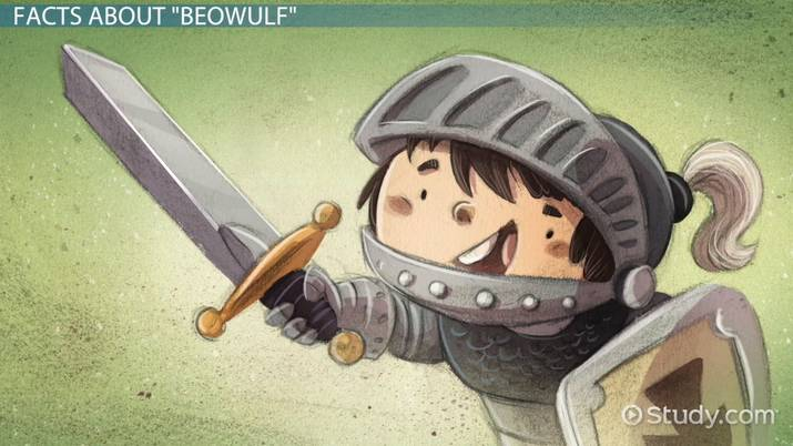 Beowulf Lesson for Kids: Story, Summary & Facts - Video