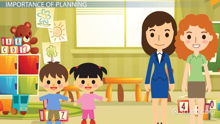 How To Write A Lesson Plan For Preschool Video Lesson