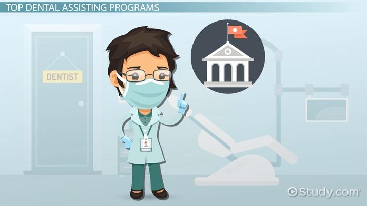Top Schools For Dental Assistants