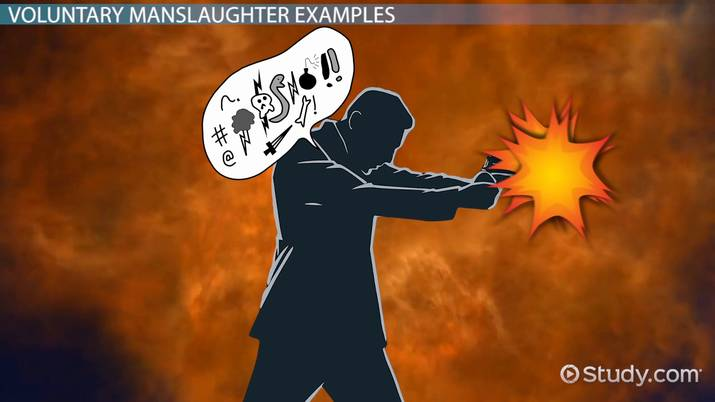 Voluntary Manslaughter: Definition, Examples & Punishment
