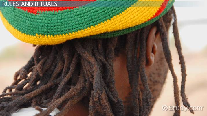 Rastafarianism: Beliefs, Rituals & Rules - Video & Lesson