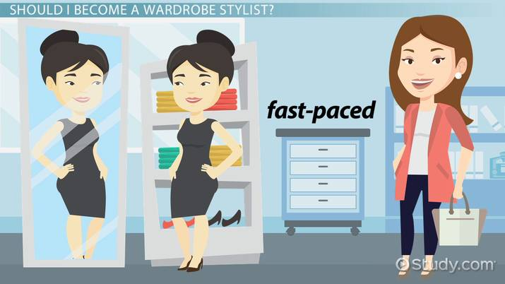 How To Become A Wardrobe Stylist