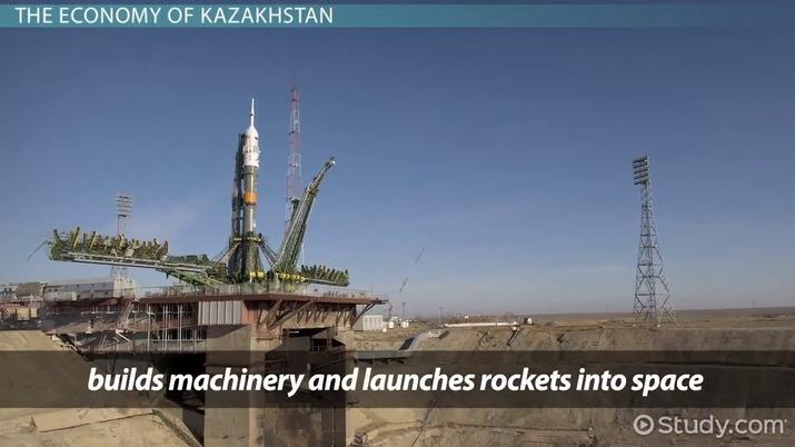 Economies of Russia & Central Asia - Video & Lesson Transcript