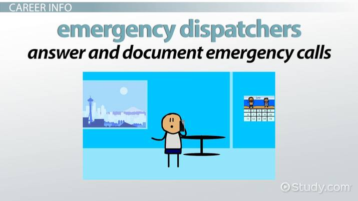 Be An Emergency Dispatcher Education And Career Roadmap