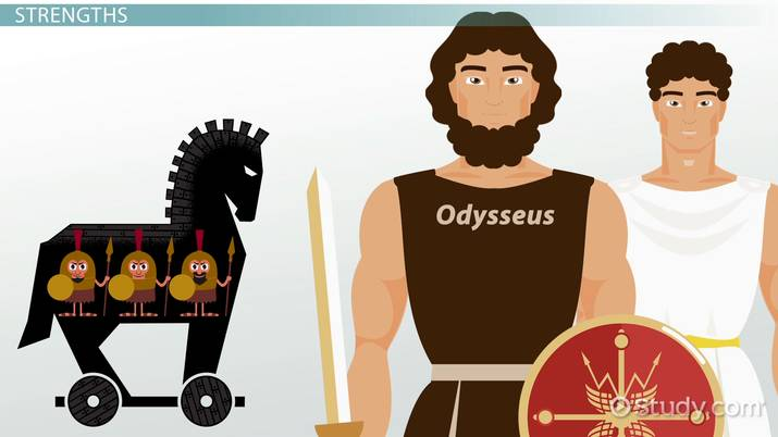 vengeance in the odyssey