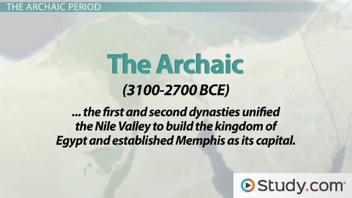 Ancient Egypt in the Bronze Age - Video & Lesson Transcript | Study com