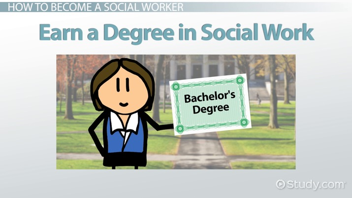 how to become a social services worker  education and