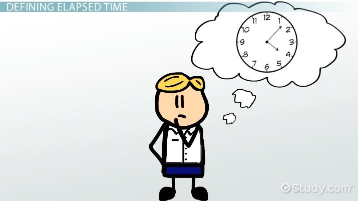 What is Elapsed Time? - Definition & Examples - Video