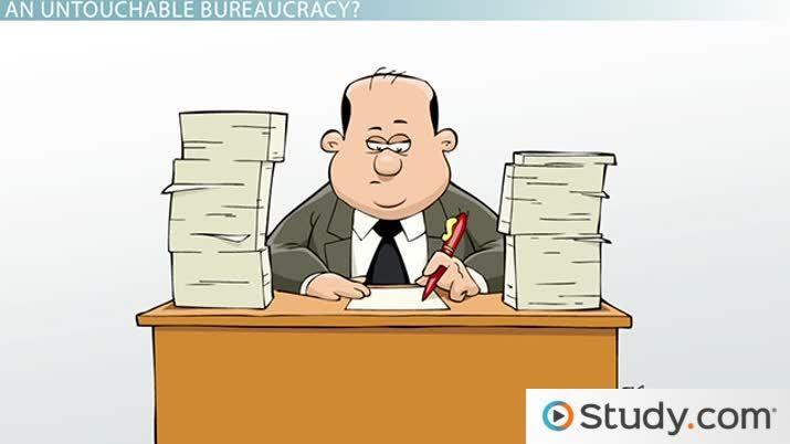 Elections Public Perception Impact On The Bureaucracy