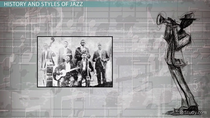 Elements Of Jazz Swing Syncopation Styles History