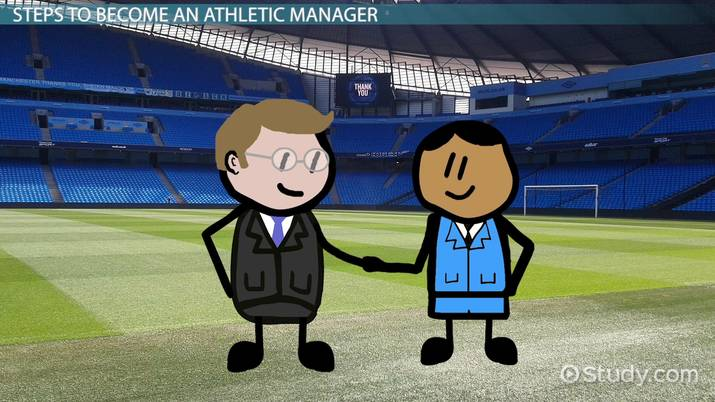 How To Become An Athletic Manager Education And Career Roadmap