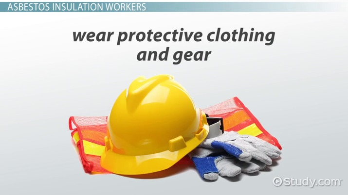 Be an Asbestos Insulation Worker: Job Description and