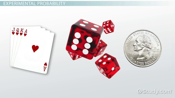 Experimental Probability Definition Predictions Video Lesson