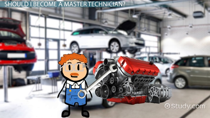How to Become a Master Technician
