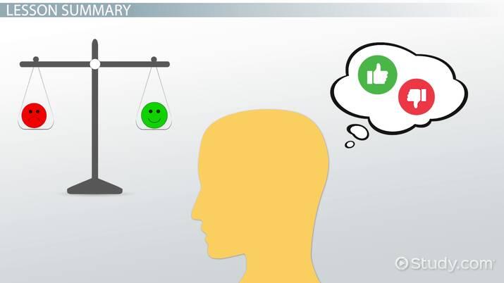 Optimistic vs Pessimistic Thinking - Video & Lesson Transcript | Study.com