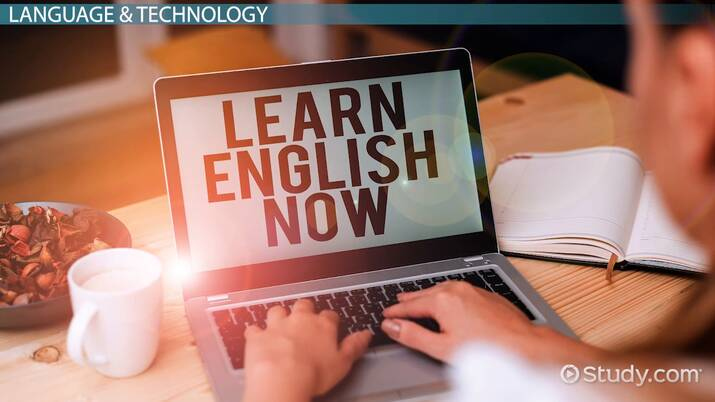 Current Issues Trends In English Language Learning Video Lesson Transcript Study Com