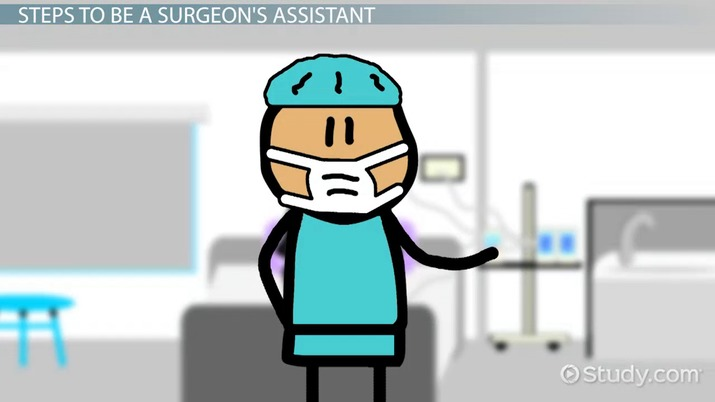 Become A Surgeons Assistant Career Roadmap