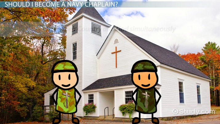 become a navy chaplain step by step career guide