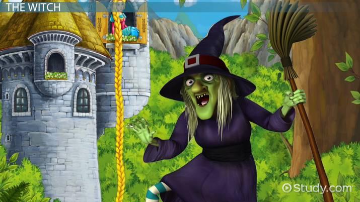 Rapunzel Characters - Video & Lesson Transcript | Study com