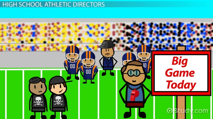 how to become a high school athletic director