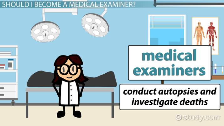 Steps To Becoming A Medical Examiner In The U S
