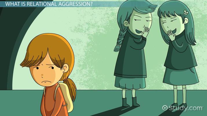 Relational Aggression: Definition, Examples & Intervention