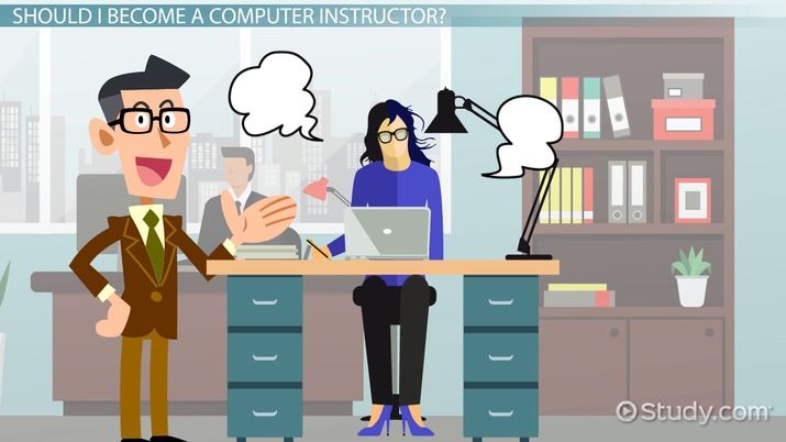 How to Become a Computer Instructor