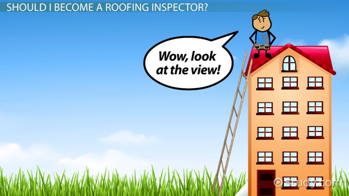 Be A Roofing Inspector Job Description Duties And Requirements