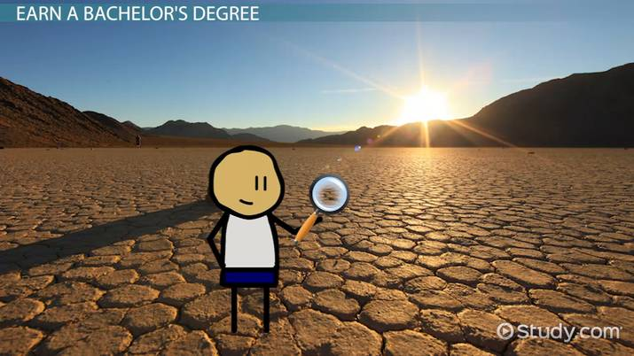 Become An Exploration Geologist Education And Career Information