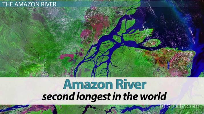 The Amazon River Location Special Features Facts Video