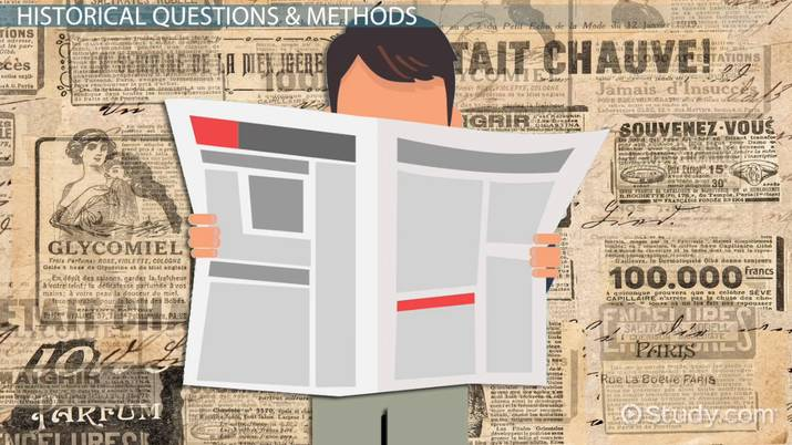 How to Formulate Historical Questions - Video & Lesson
