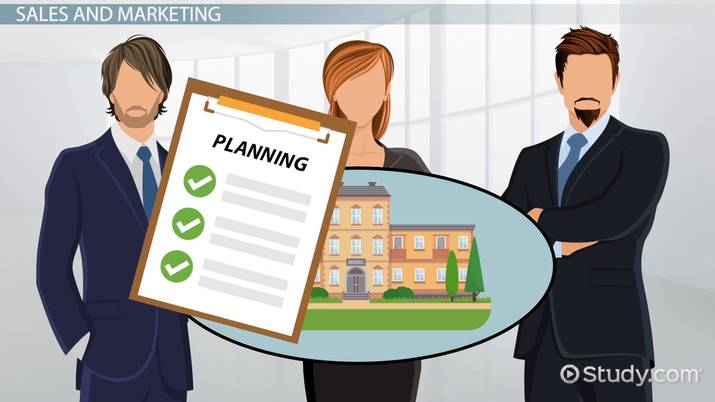 The Full Cycle of Event Planning in a Hotel - Video & Lesson