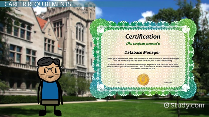 How to Become a Database Manager: Step-by-Step Career Guide
