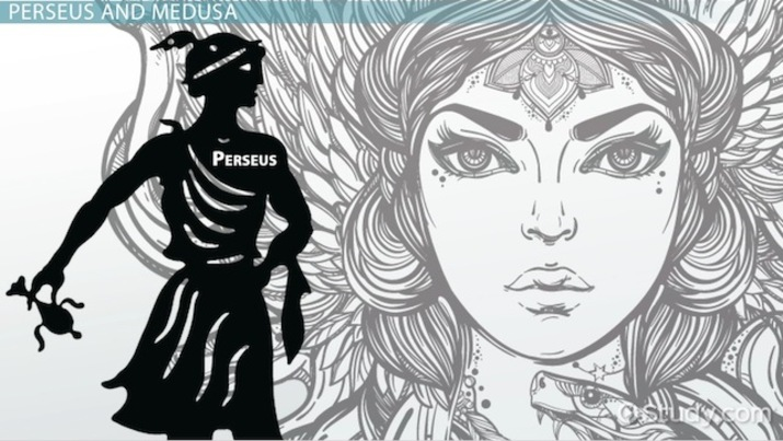 Greek Myth Of Perseus And Medusa Summary Overview