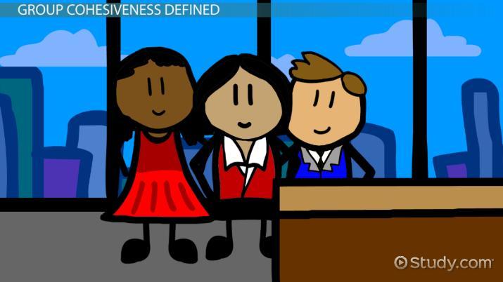 Group Cohesiveness Definition Factors Importance Consequences